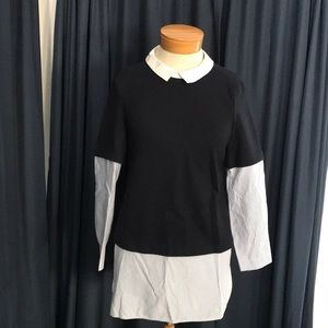 Zara Trafaluc Collection Tunic